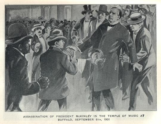 President William McKinley Picture Gallery