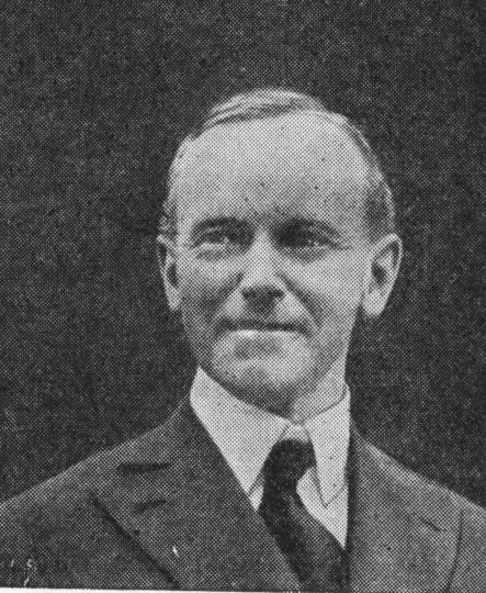 Coolidge And Harding